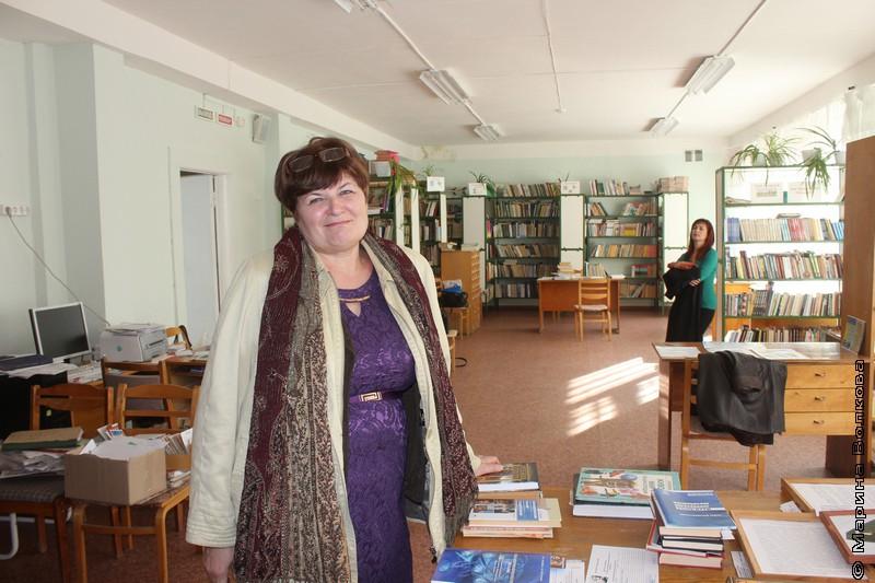 Библиотека 47 школы, Тольятти