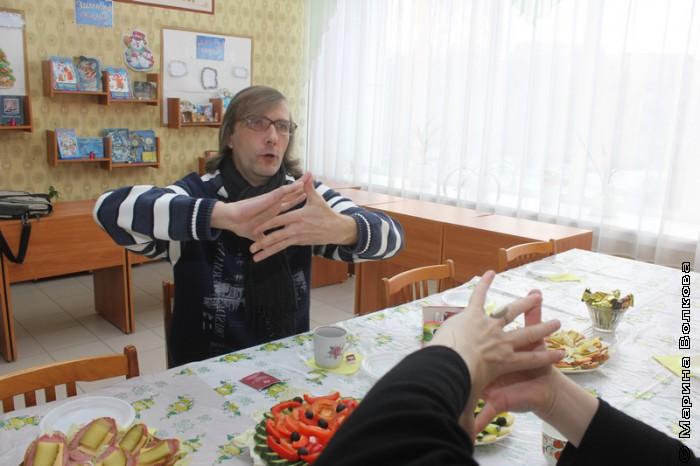 Читательские марафоны в Миассе, Янис Грантс и Елена Сыч