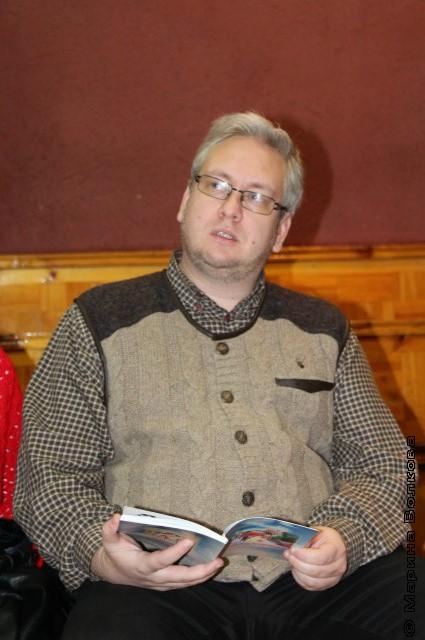 Константин Рубинский - председатель жюри «Как слово наше отзовётся»
