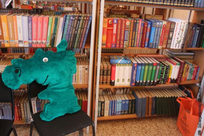 Симбирчит в библиотеке
