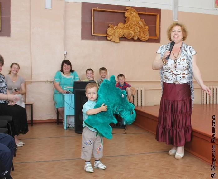 Школа Большие Ключищи, Нина Барсукова