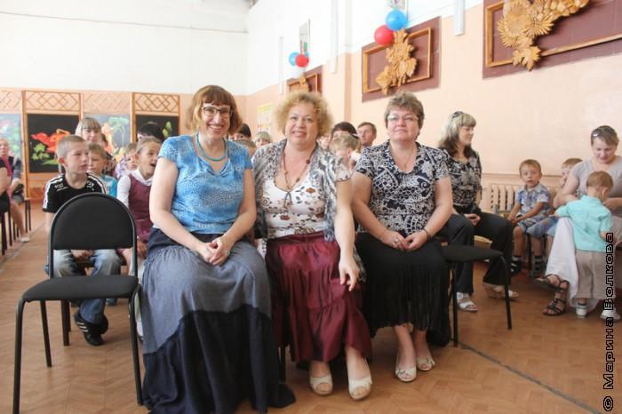 Марина Волкова, Нина Барсукова, Наталья Горбунова