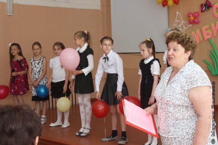 Школа Большие Ключищи, Нина Конева