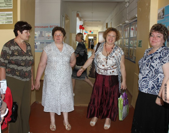 Валентина Тарасенко, Нина Конева, Нина Барсукова, Наталья Горбунова
