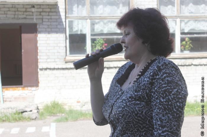 Елена Раннева открывает Читательский марафон с Симбирчитом