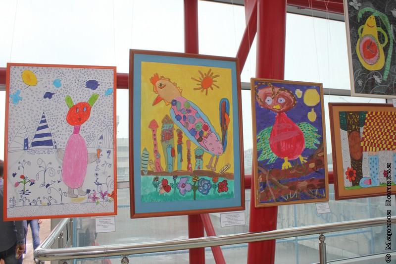 Рисунки детей Тольятти