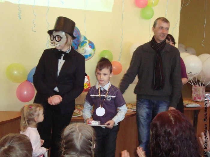 Неделя детской книги в детской библиотеке №1 Челябинска