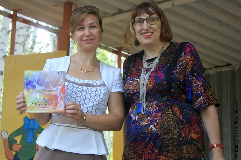 Старт читательской эстафеты в Кунашакском районе 12 июля