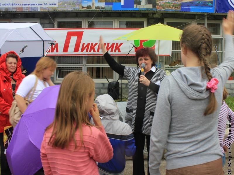 Елена Раннева. Музейный пикник