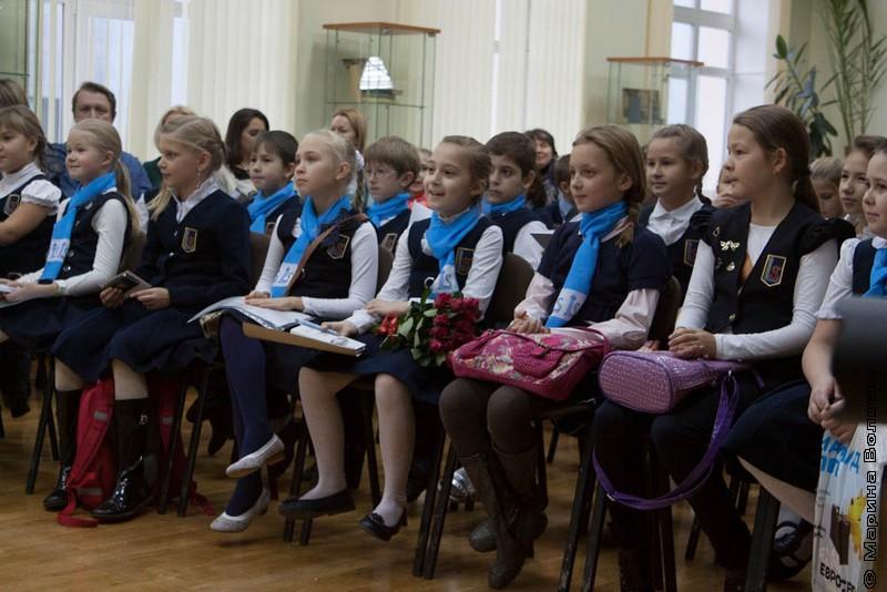 Читательский марафон в СОБДЮ с Михаилом Придворовым