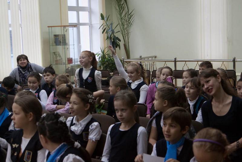 Светлана Никонюк в СОБДЮ