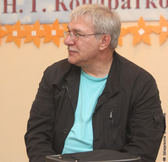 Художник Сергей Андрусенко. Презентация книг Р.Дышаленковой в Магнитогорске