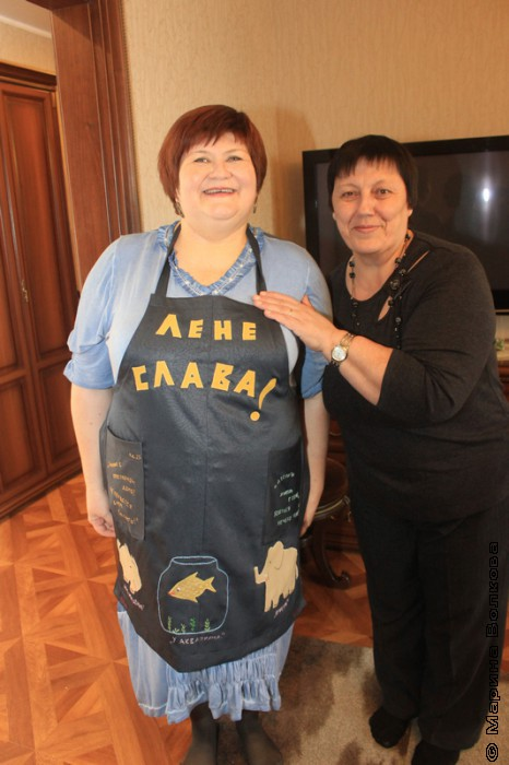 Елена Сыч и Татьяна Александрова