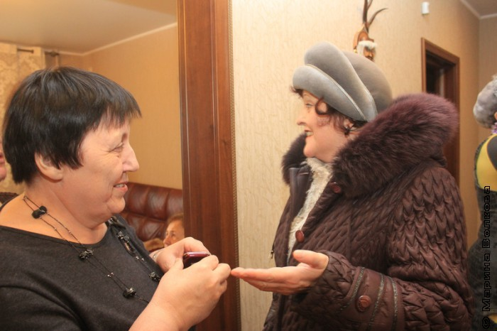 Татьяна Александрова и Елена Сыч