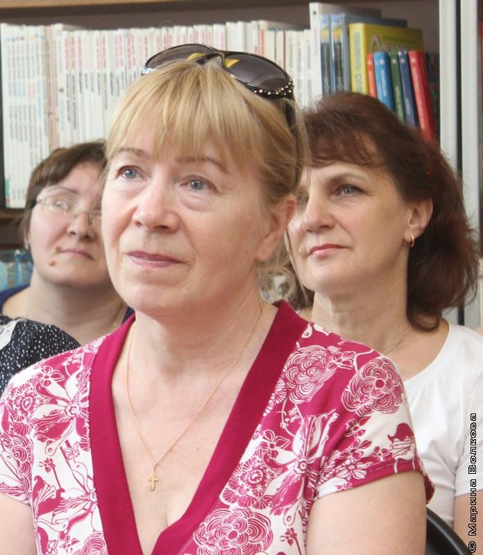 Тольяттинские библиотекари