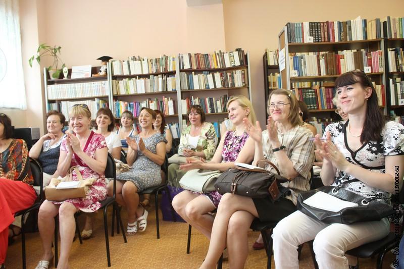 Библиотекари Тольятти