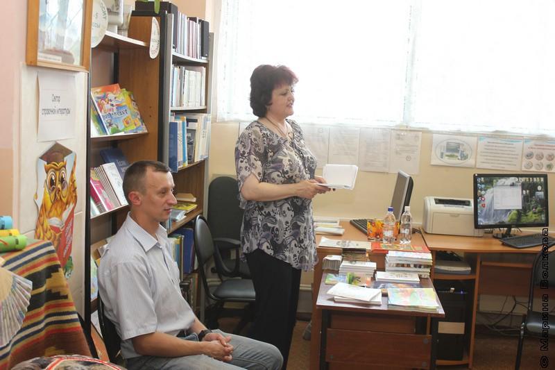Константин Небогатов и Елена Раннева