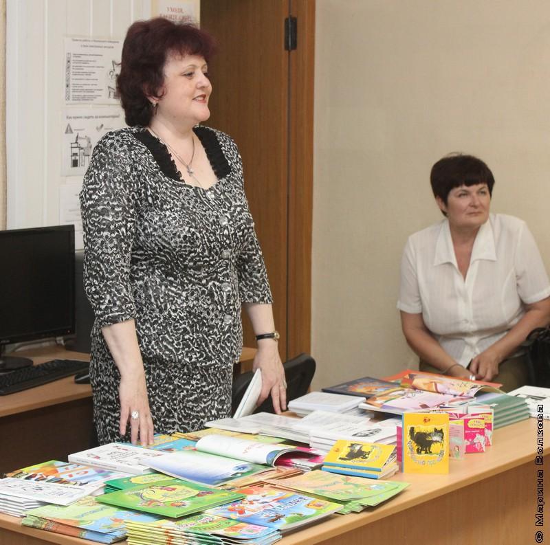 Елена Раннева, Читательский марафон в Тольятти