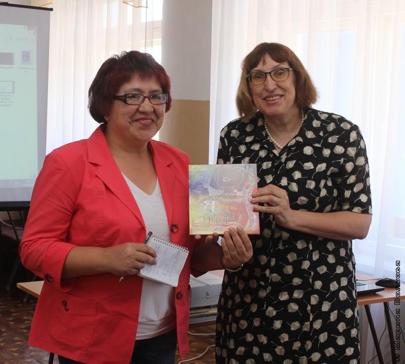 Старт Читательской эстафеты в Верхнеуральске 16 июня