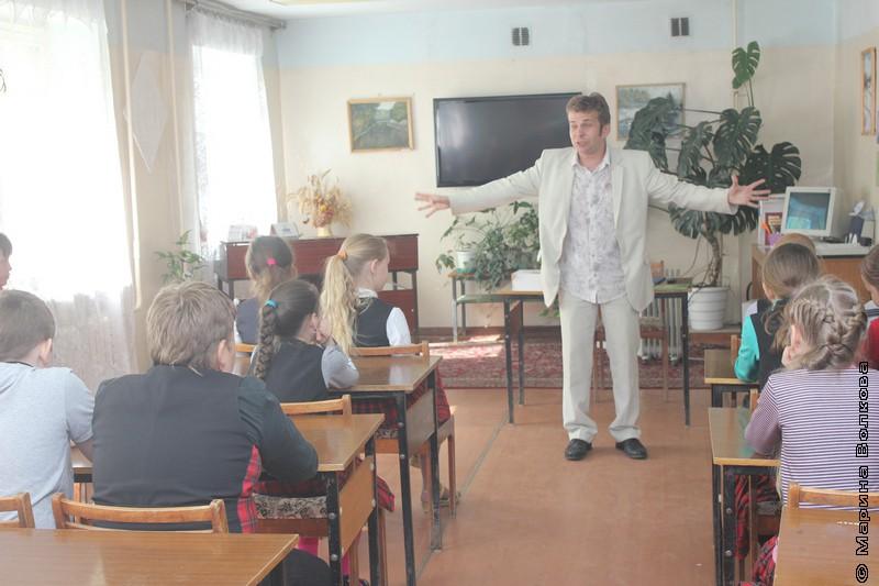 Артем Экгардт,  Читательский марафон в Верхнем Уфалее