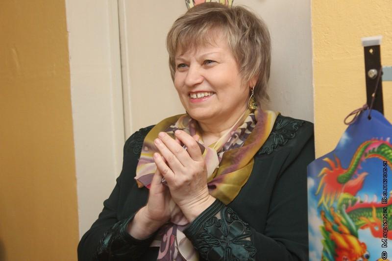 Тамара Вешкина