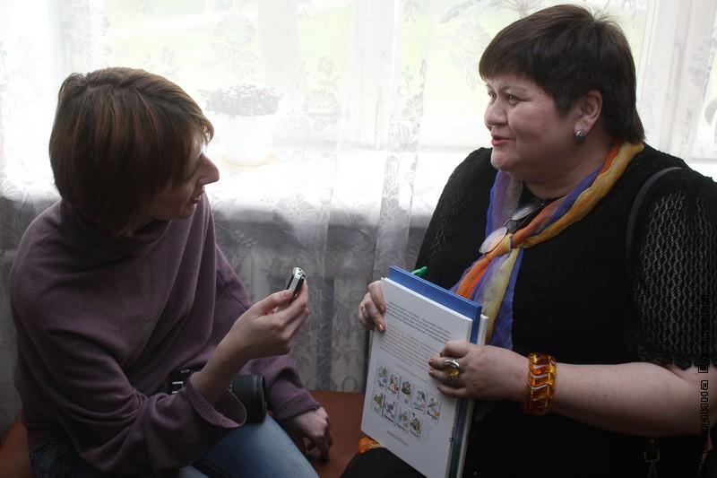 Читательские марафоны в Верхнем Уфалее с Еленой Сыч