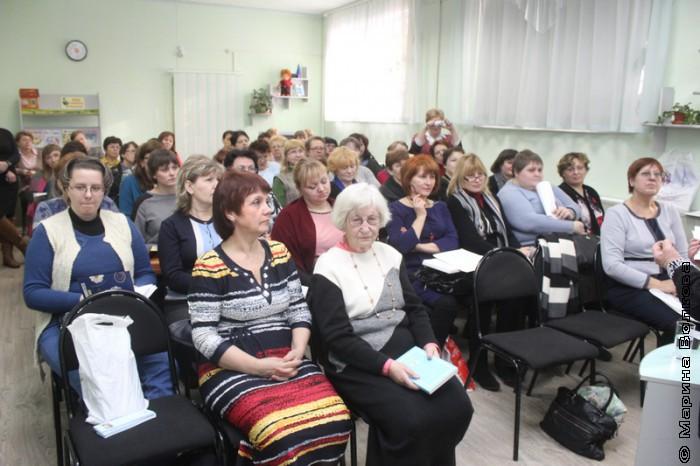 Установочное совещание по акции 7 волшебных сундучков