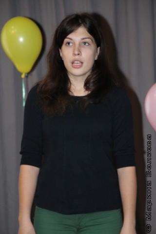 Анастасия Бажанова, 74 школа