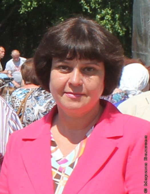 Ирина Голубовская (Ежова)