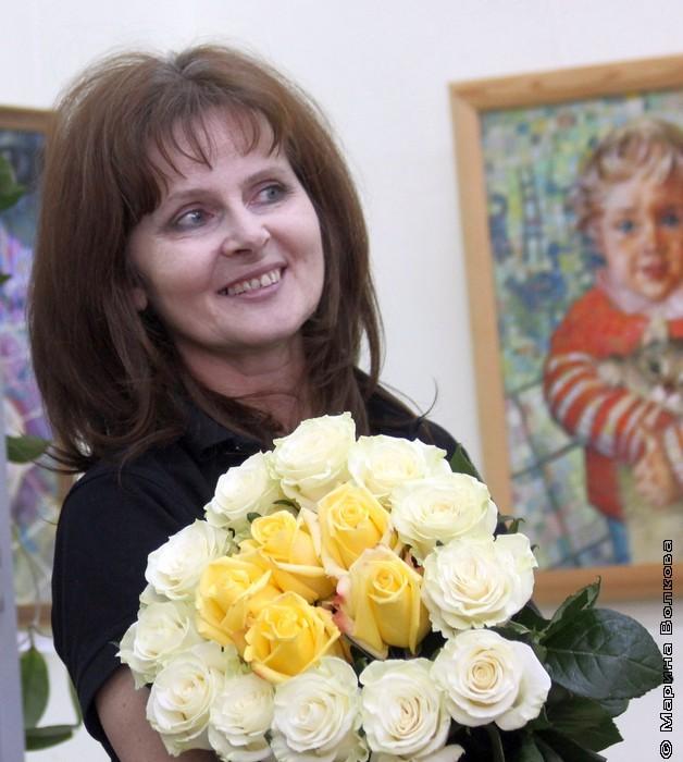Художник Ирина Мехоношина