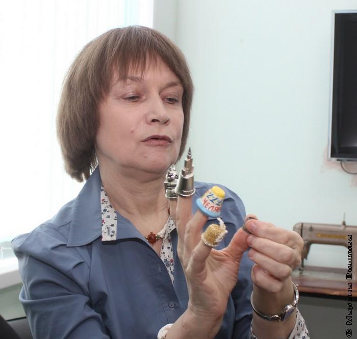 Марина Ивашина