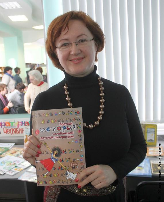 Татьяна Куличихина