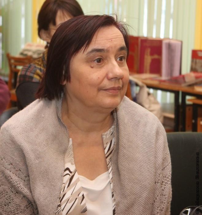 Наталья Сафонова