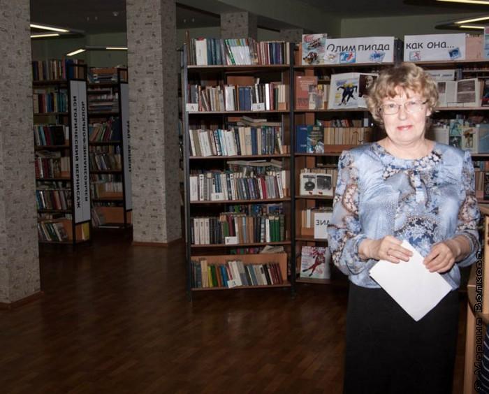 Библиотека имени М.Горького, Екатеринбург