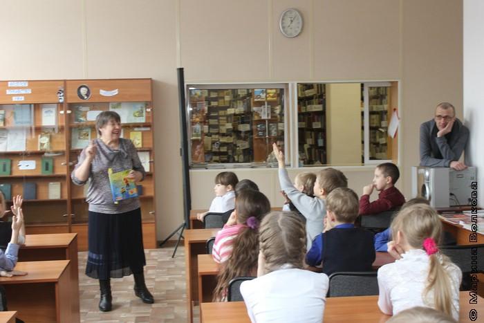 Школьный библиотекарь Раиса Осипова