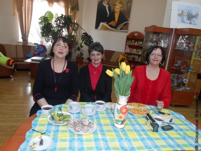 День поэзии с Ириной Аргутиной