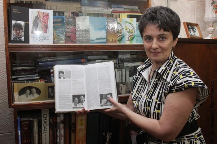 Домашняя библиотека Ирины Аргутиной