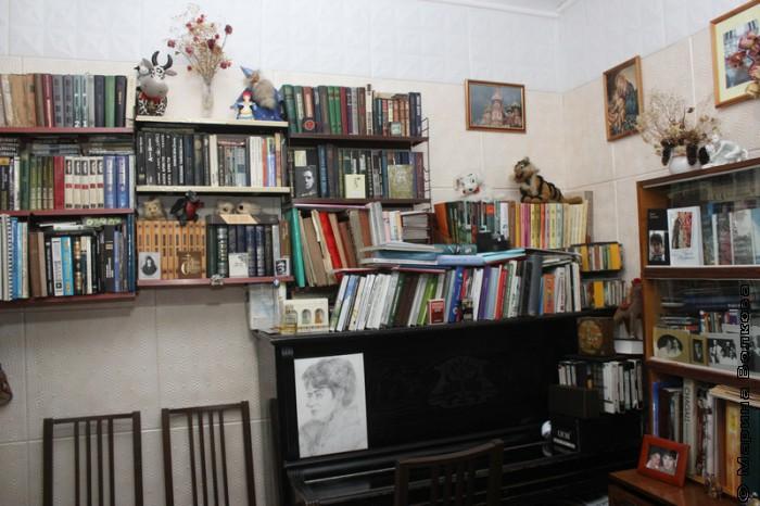 В квартире Ирины Аргутиной
