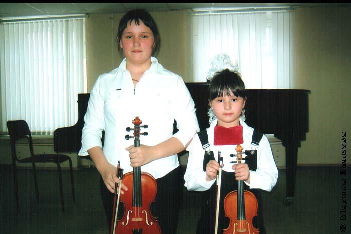 Кристина и Лиза Астраханцевы