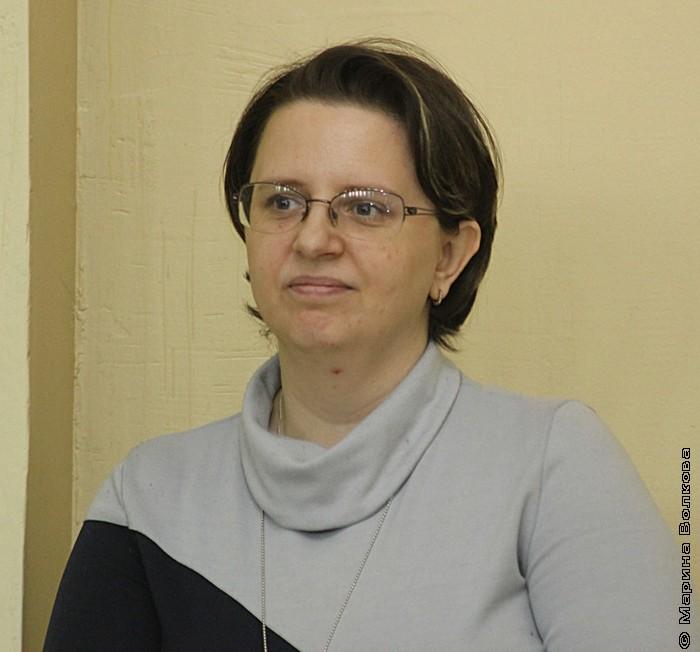 Мария Владимировна Бессарабова