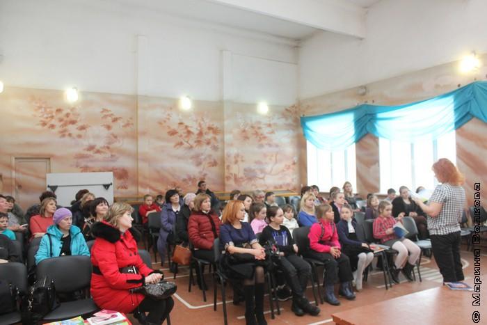 Читательский марафон в Еманжелинске