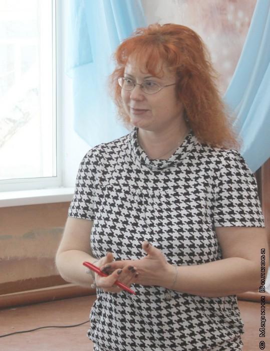 Марина Юрина