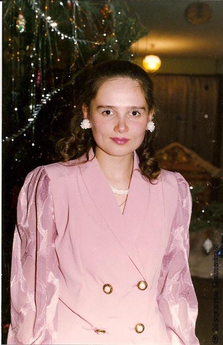 Первая дочь Валентины - Анастасия
