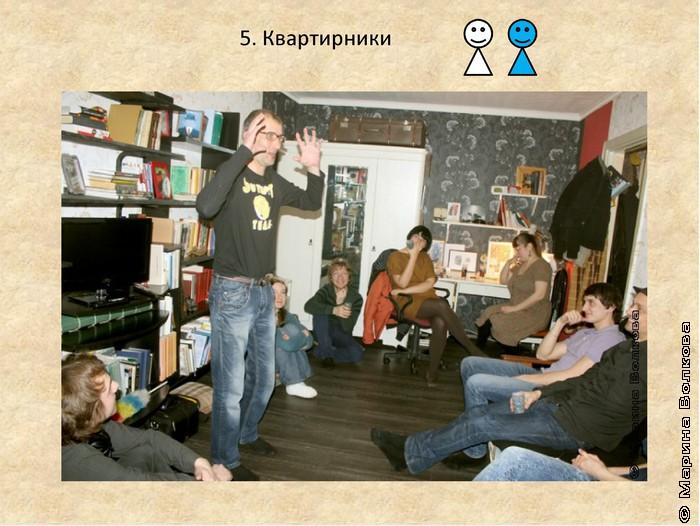 Поэтические места в Челябинске: квартирники
