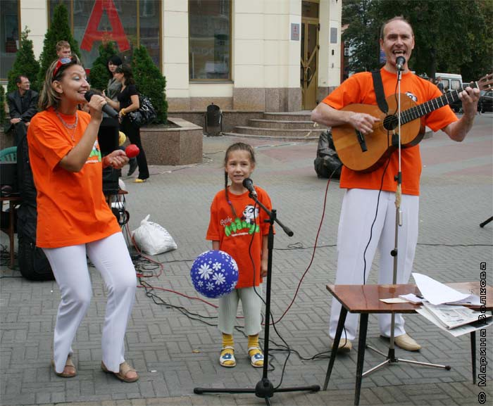 Семья Валитовых - участники проекта Живые лики истории