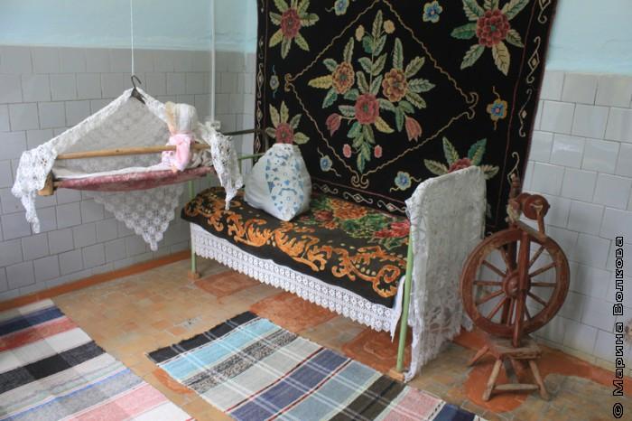 Деревенский музей