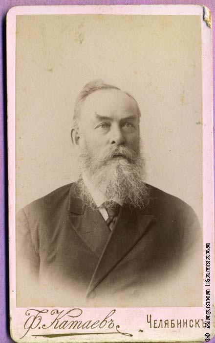 Колбин Иван Михайлович