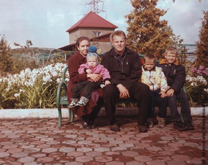Семья Косолаповых