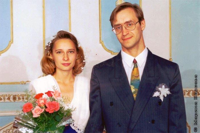 Елена и Виктор Поповы