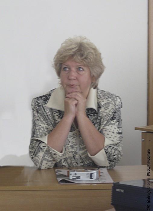 Корецкая Татьяна Леонидовна - герой фильма